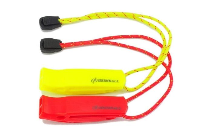 Emergency Whistle with Lanyard