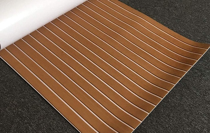 Self-Adhesive Decking Sheet