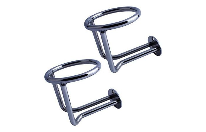Stainless Steel Ring Cup Holder