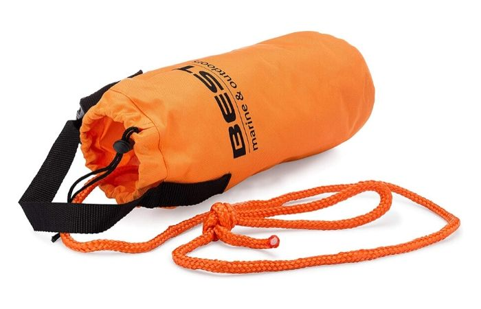 Throw Ropes Rescue Bag