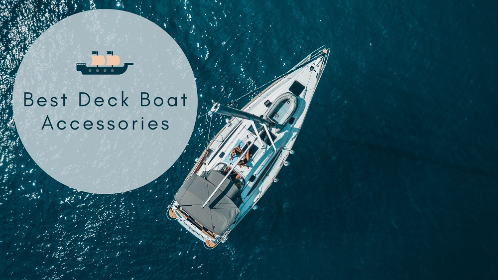 deck boat accessories