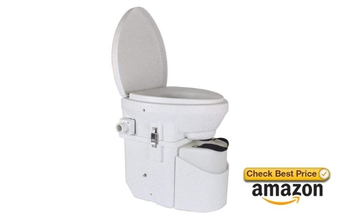 Nature's Head Self Contained Composting Marine Toilet